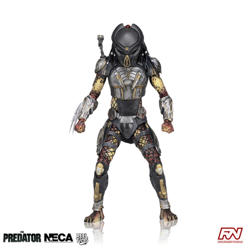 THE PREDATOR (2018): Ultimate Fugitive Predator 7-Inch Scale Action Figure