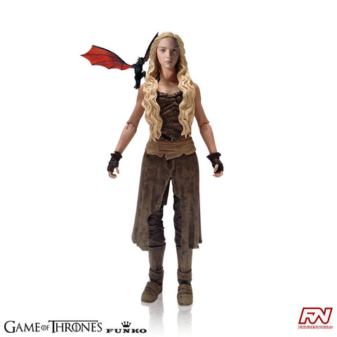 GAME OF THRONES: Daenerys Targaryen Legacy Collection Action Figure