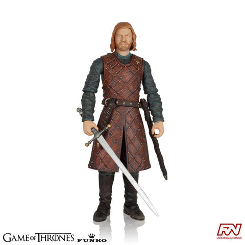 GAME OF THRONES: Ned Stark Legacy Collection Action Figure