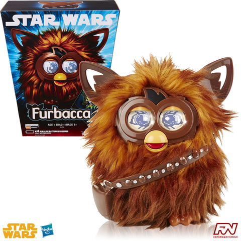 STAR WARS: Furbacca Interactive Figure
