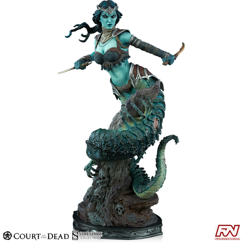 COURT OF THE DEAD: Gallevarbe Eyes of the Queen Premium Format™ Figure