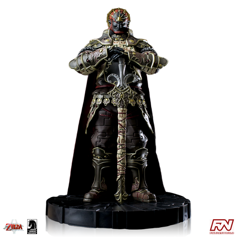 THE LEGEND OF ZELDA: Twilight Princess: Ganondorf 12-Inch PVC Figure