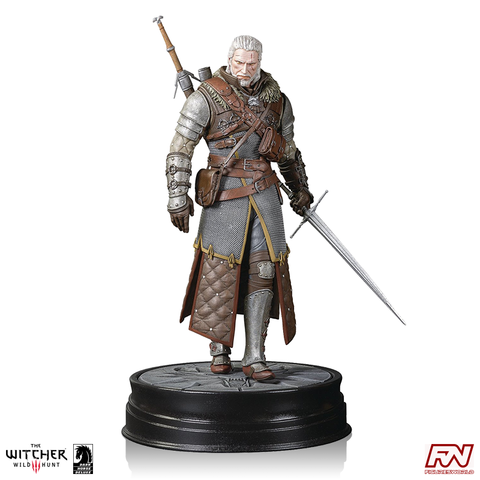 THE WITCHER 3: Geralt Grandmaster Ursine Figure