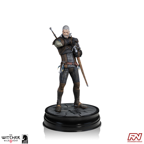 THE WITCHER 3: Geralt Figure