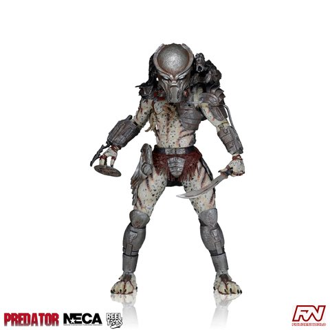 "PREDATOR Series 16 - Ghost Predator 7"" Scale Action Figure"