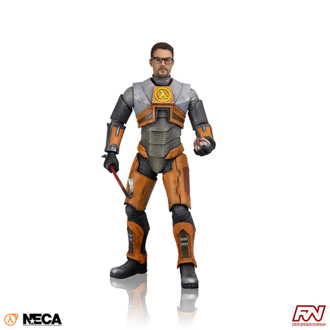 Half-Life 2: Gordon Freeman 7-Inch Scale Action Figure