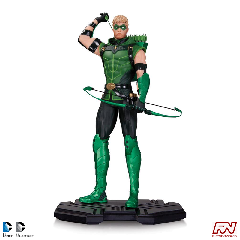 DC COMICS ICONS: Green Arrow 1:6 Scale Statue by Paul Harding