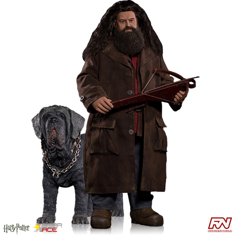 HARRY POTTER: Rubeus Hagrid (Deluxe Version) 1:6 Scale Collectible Figure