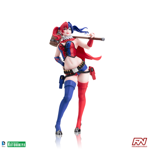 DC COMICS: Harley Quinn New 52 Version Bishoujo Statue
