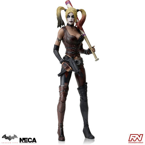 BATMAN: ARKHAM CITY: Harley Quinn 1:4 Scale Action Figure