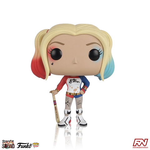 POP! HEROES: SUICIDE SQUAD - Harley Quinn (97)