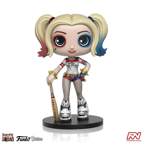 WOBBLERS: SUICIDE SQUAD - Harley Quinn Bobble-Head