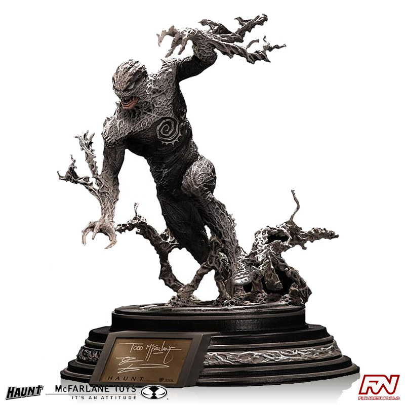 Haunt Resin Statue - McFarlane Toys Collector's Club Exclusive