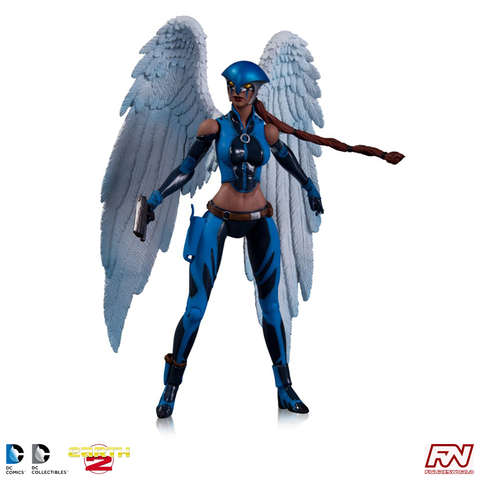 DC COMICS - THE NEW 52: EARTH 2 Hawkgirl Action Figure