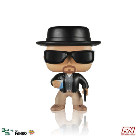 BREAKING BAD: Pop! TV Heisenberg