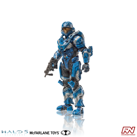 HALO 5 SERIES 2: Spartan Helljumber Action Figure