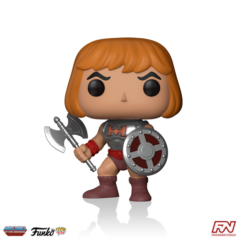 POP! TELEVISION: MASTERS OF THE UNIVERSE - Battle Armor He-Man #562