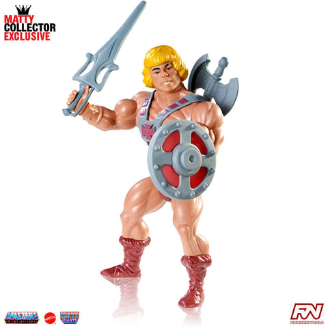 MASTERS OF THE UNIVERSE: Giant He-Man Exclusive Figure (USA Import)