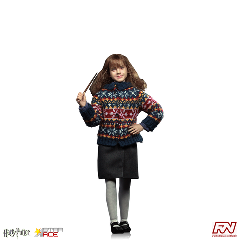 HARRY POTTER: Hermione Granger 1:6 Scale Collectible Figure