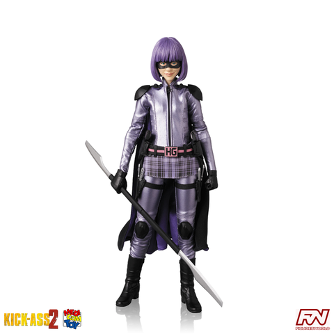 KICK-ASS 2: Hit-Girl 1:6 Scale RAH Figure