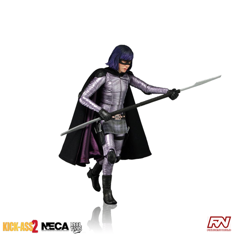 KICK-ASS 2: SERIES 1 - Hit-Girl Action Figure