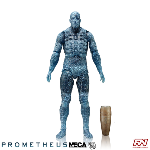 PROMETHEUS: Series 3 Holographic Engineer (Pressure Suit) 7-Inch Scale Deluxe Action Figure