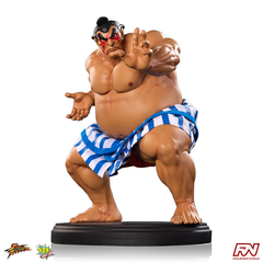 STREET FIGHTER: Honda 1:4 Scale Statue