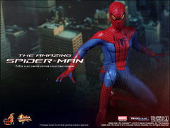 THE AMAZING SPIDER-MAN: Spider-Man 1:6 Scale Movie Masterpiece Figure