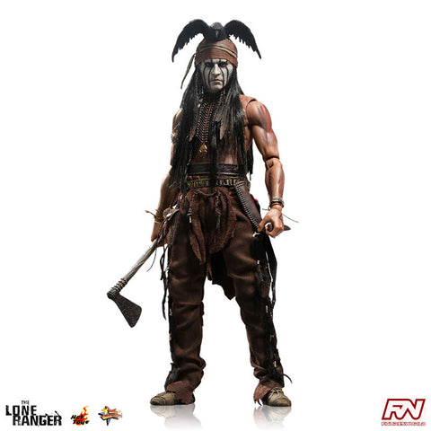 THE LONE RANGER: Tonto 1:6 Scale Movie Masterpiece Figure