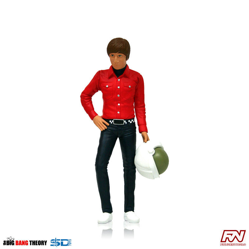 THE BIG BANG THEORY: Howard Wolowitz 16,4 cm Figure