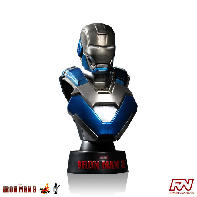 IRON MAN 3: Blue Steel Mark XXX 1:6 Scale Collectible Bust