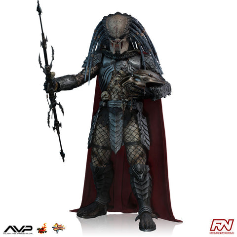 ALIEN VS. PREDATOR: Elder Predator 1:6 Scale Movie Masterpiece Figure