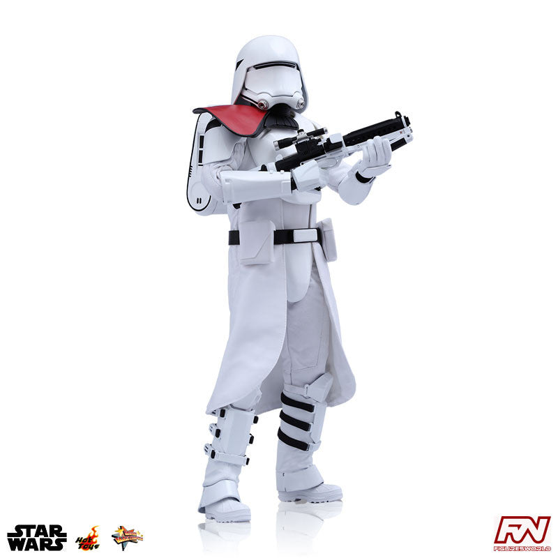 STAR WARS: First Order Snowtrooper Officer 1:6 Scale Movie Masterpiece Figure