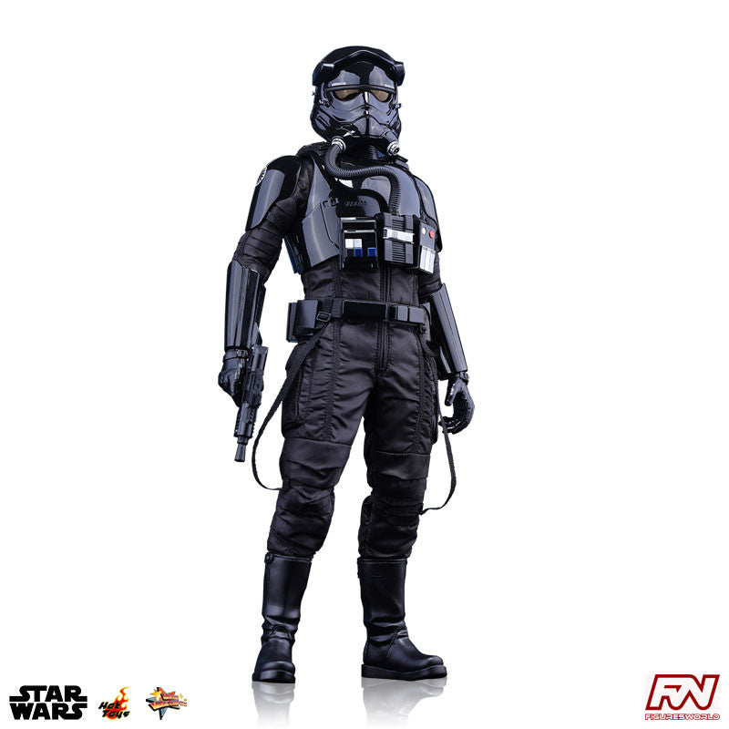 STAR WARS: First Order Tie Pilot 1:6 Scale Movie Masterpiece Figure