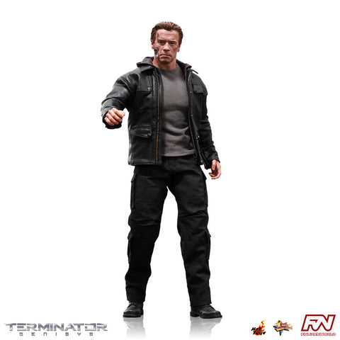 TERMINATOR GENISYS: T-800 Guardian 1:6 Scale Movie Masterpiece Figure