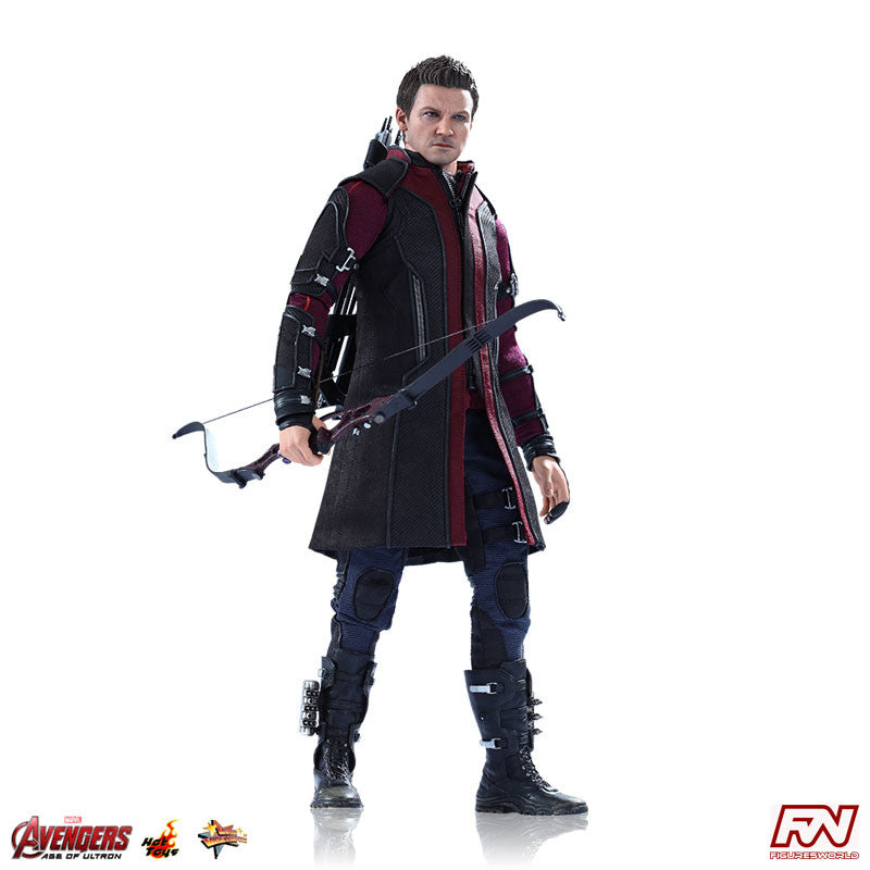 AVENGERS: AGE OF ULTRON Hawkeye 1:6 Scale Movie Masterpiece Figure