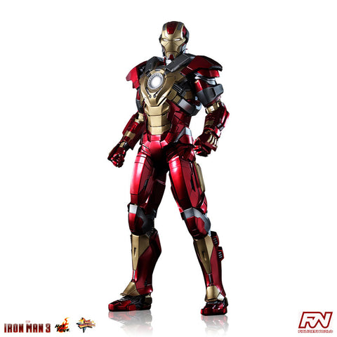 IRON MAN 3: Heartbreaker (Mark XVII) 1:6 Scale Movie Masterpiece Figure