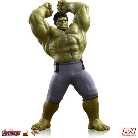 AVENGERS: AGE OF ULTRON Hulk Deluxe 1:6 Scale Movie Masterpiece Figure Set