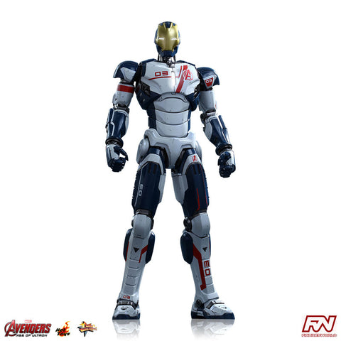 AVENGERS: AGE OF ULTRON Iron Legion 1:6 Scale Movie Masterpiece Figure