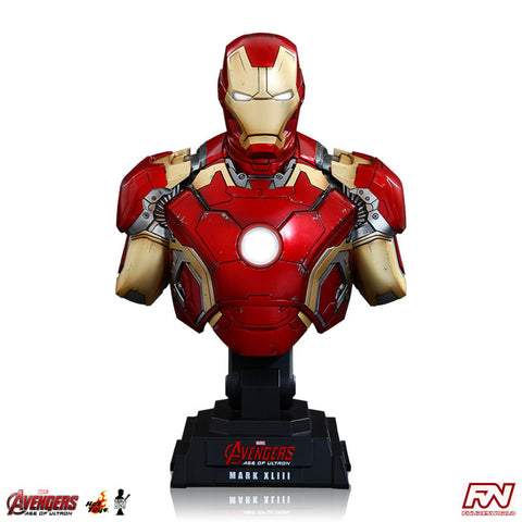 AVENGERS: AGE OF ULTRON Mark XLIII 1:4 Scale Collectible Bust