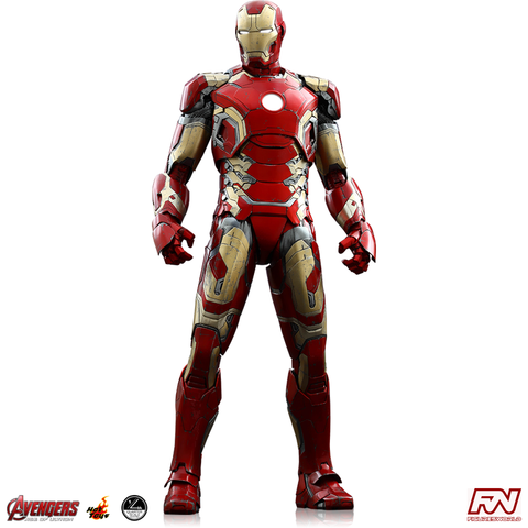 AVENGERS: AGE OF ULTRON Iron Man Mark XLIII 1:4 Scale Collectible Figure