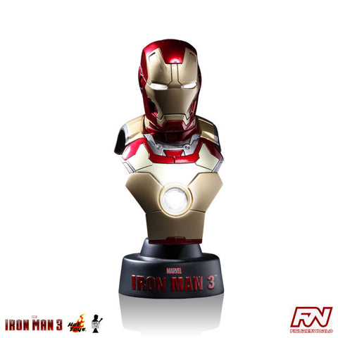 IRON MAN 3: Mark XLII 1:6 Scale Collectible Bust
