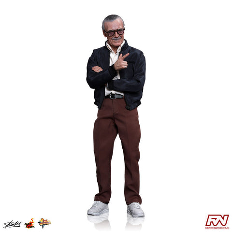 STAN LEE 1:6 Scale Movie Masterpiece Figure