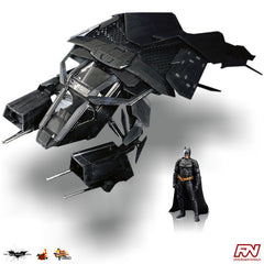 THE DARK KNIGHT RISES: The Bat 1:12 Scale Collectible Set