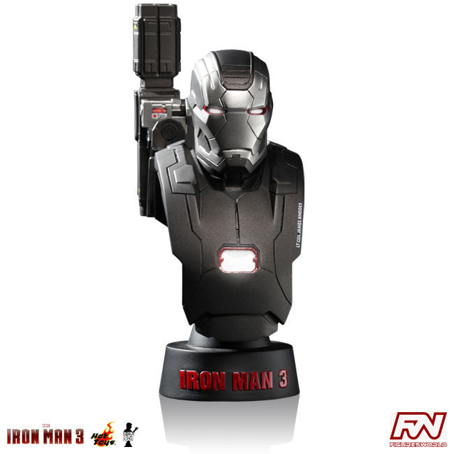 IRON MAN 3: War Machine Mark II 1:6 Scale Collectible Bust