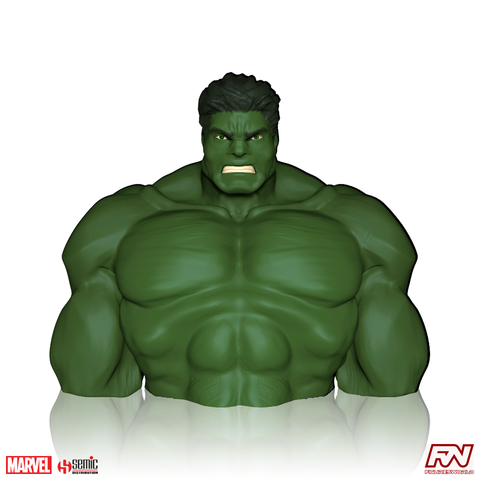 MARVEL COMICS: Hulk Money Bank Bust