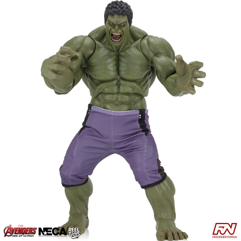 THE AVENGERS: AGE OF ULTRON Hulk 1:4 Scale Action Figure