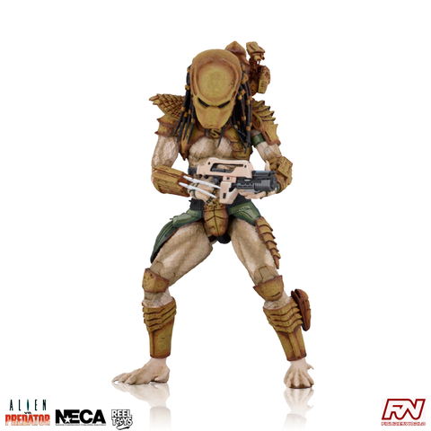 Aliens VS. Predator (Arcade) Predator Hunter 7-Inch Scale Action Figure