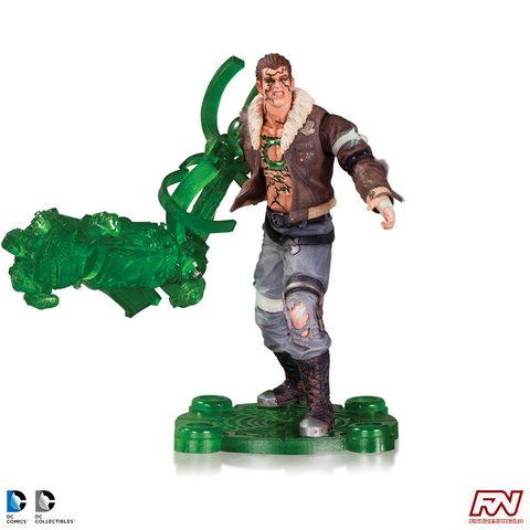 INFINITY CRISIS: Atomic Green Lantern Collector Action Figure