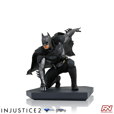 DC VIDEO GAME GALLERY: INJUSTICE 2 Batman PVC Diorama